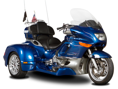 BMW K1200LT Conversion