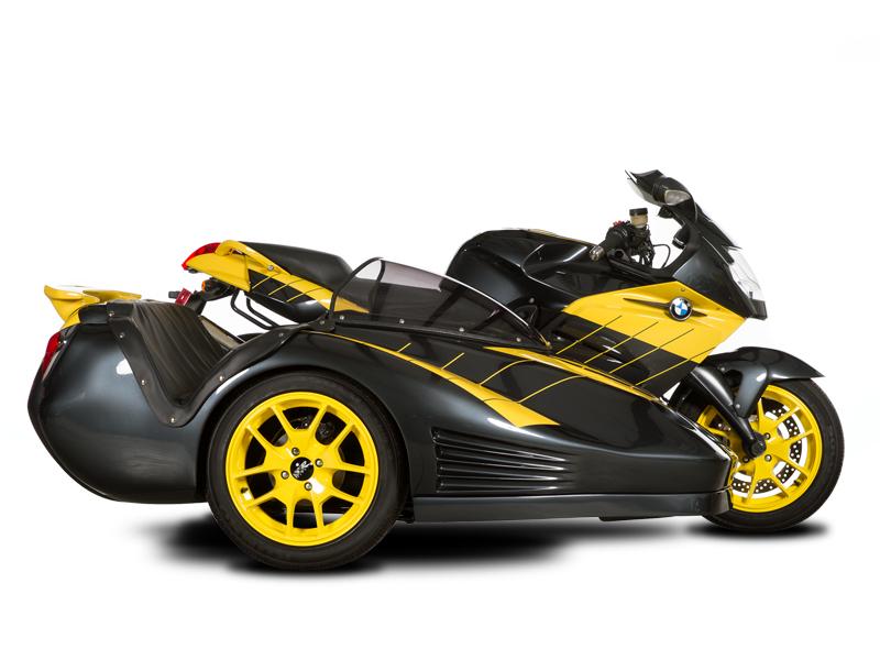 Bmw High Performance Sidecar Hannigan Motorsports