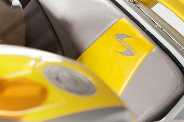 BMW High Performance Sidecar