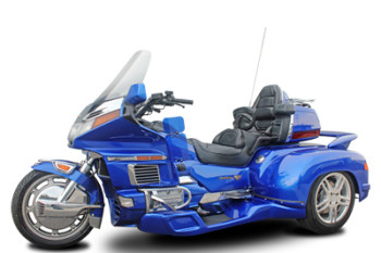 Honda GL1500 Series Trike Conversion
