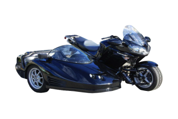 Kawasaki Concours High Performance Sidecar