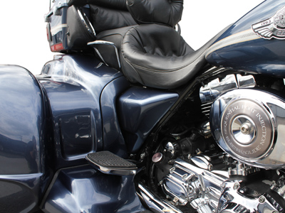 Harley-Davidson FLH Conversion