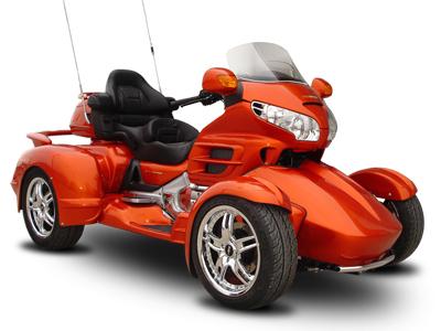 Honda GL1800 Quadracycle