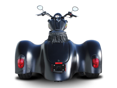 Indian Chief Series Trike Conversion