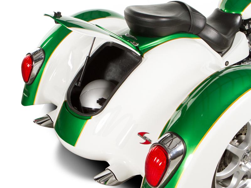 Kawasaki 2000 Vulcan Classic Trike Conversion