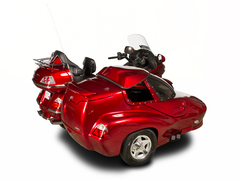 GTL Sidecar for Honda GL1800 Gold Wing