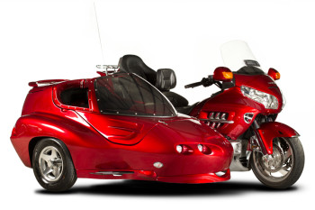 Honda GL1800 GTL Sidecar