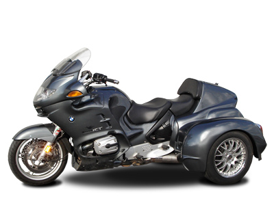 BMW R1150RT Trike Conversion
