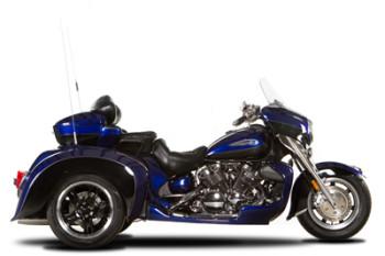 Yamaha Royal Star Venture & Tour Deluxe Conversion
