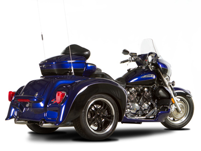 Yamaha Royal Star Venture & Tour Deluxe Conversion