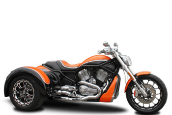 Harley-Davidson V-Rod Series Trike Conversion