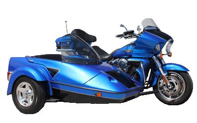 Classic Twin Sidecar – Hannigan Motorsports