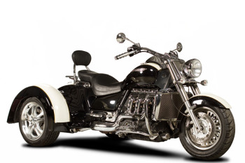 Triumph Rocket III Trike Conversion