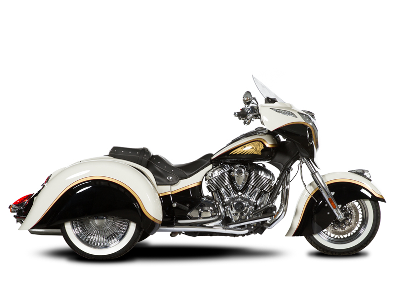 Indian Chieftain Is Here