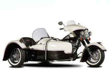 Heritage Sidecar