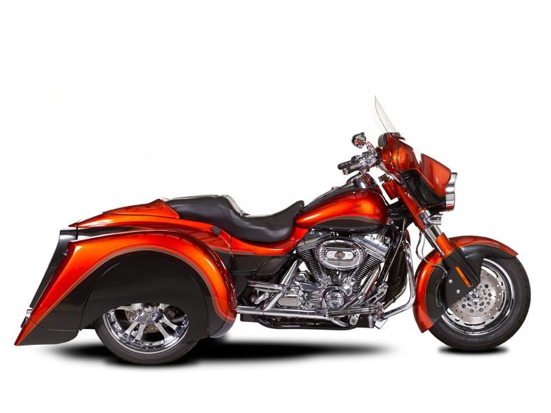 Harley Davidson FLH Hannigan Transformer
