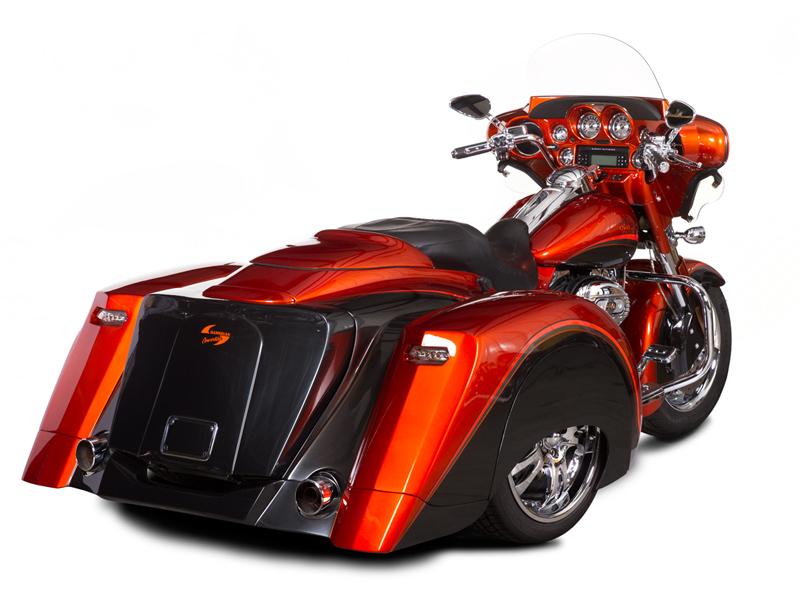 Harley-Davidson CVO/FLH Hannigan Transformer