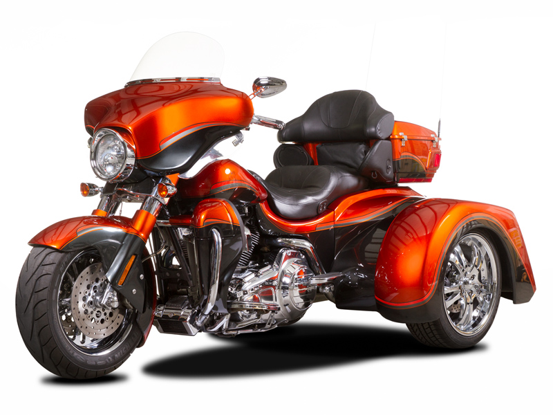 Harley-Davidson FLH Hannigan Transformer – Hannigan Motorsports on