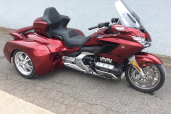 NEW Gen III Trike for Goldwing