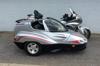 2015 Honda Gen 2 with Hannigan GTL Sidecar